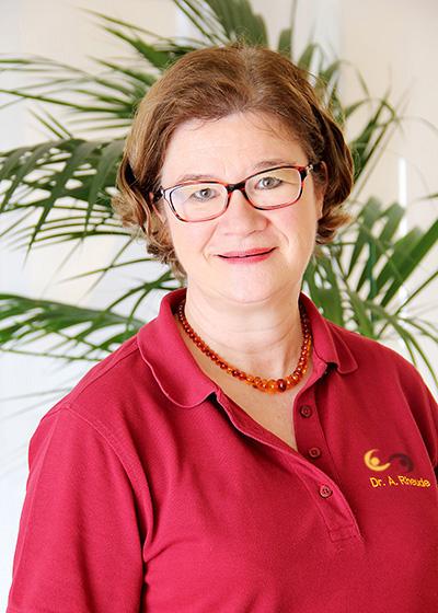 Dr. med. Annette Rheude, Hausärztliche Gemeinschaftspraxis Speyer-Nord